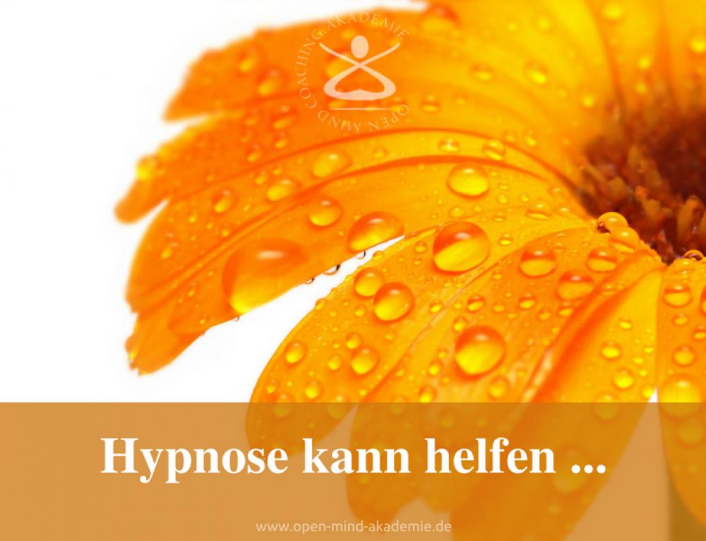 Hypnose gegen Unsicherheit