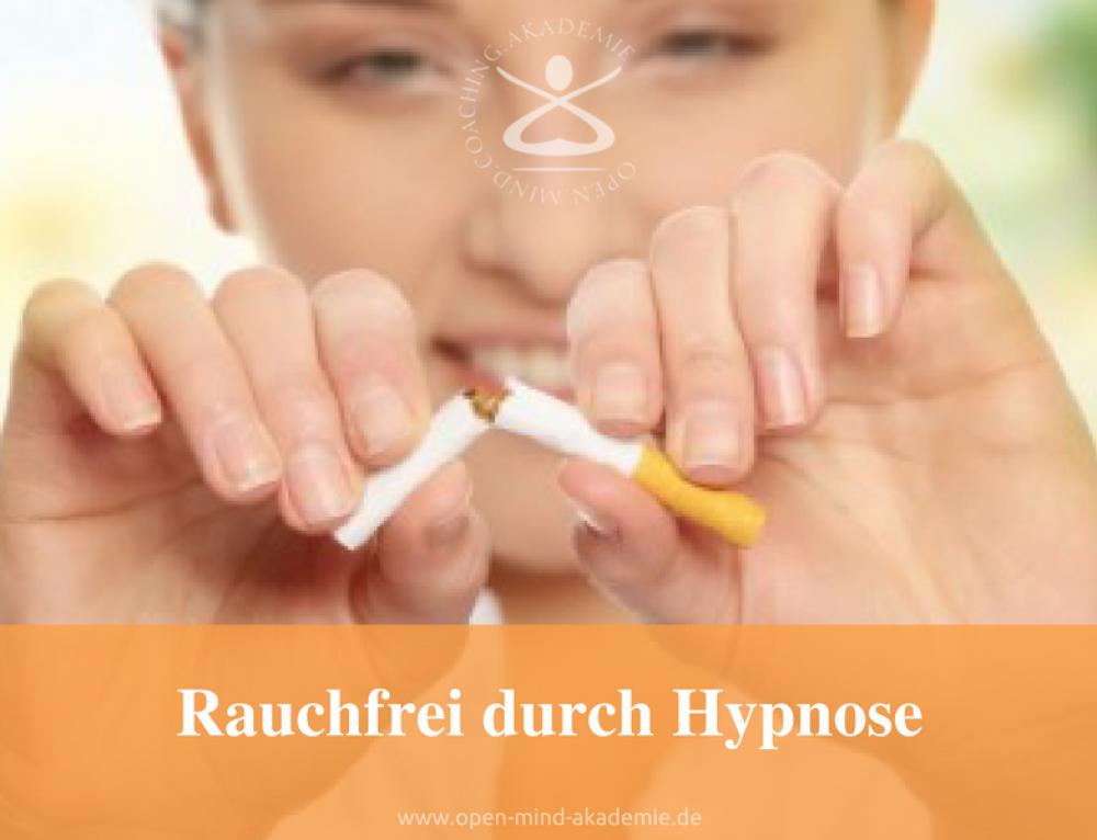 Endlich Nichtraucher: Dauerhaft rauchfrei durch Hypnose