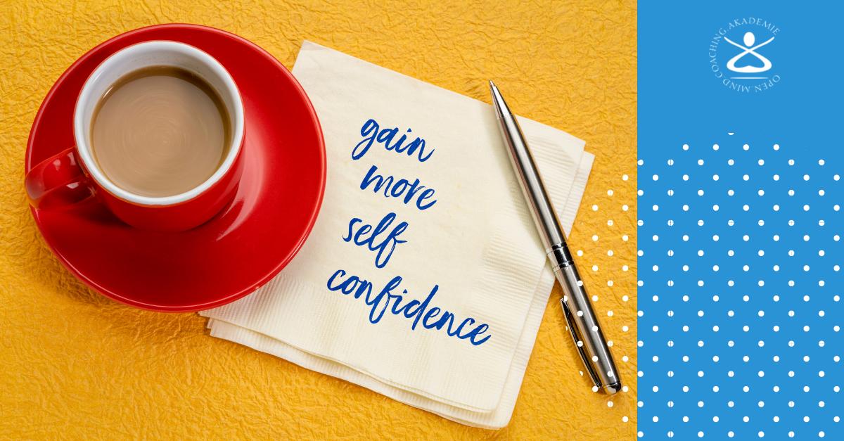 Charisma und Selbstvertrauen