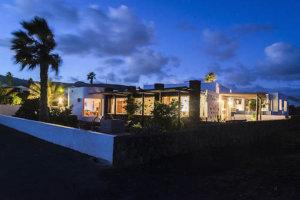 Seminarhaus auf Lanzarote