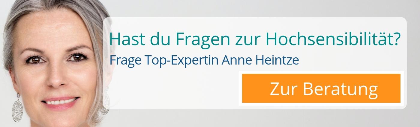 Beratung mit Anne Heintze