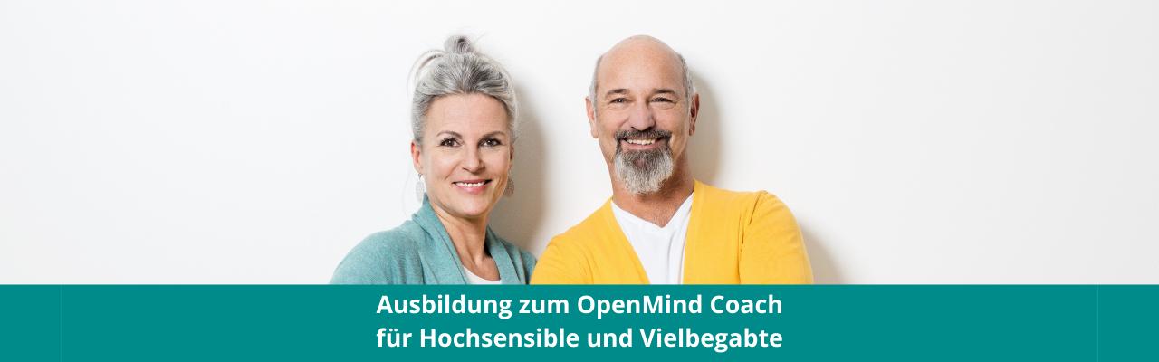Ausbildung zum OpenMind Coach für Hochsensible und Vielbegabte